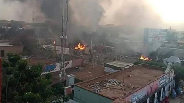 المجلس العسكري السوداني: لم نفض اعتصام الخرطوم واستهدفنا «كولومبيا»