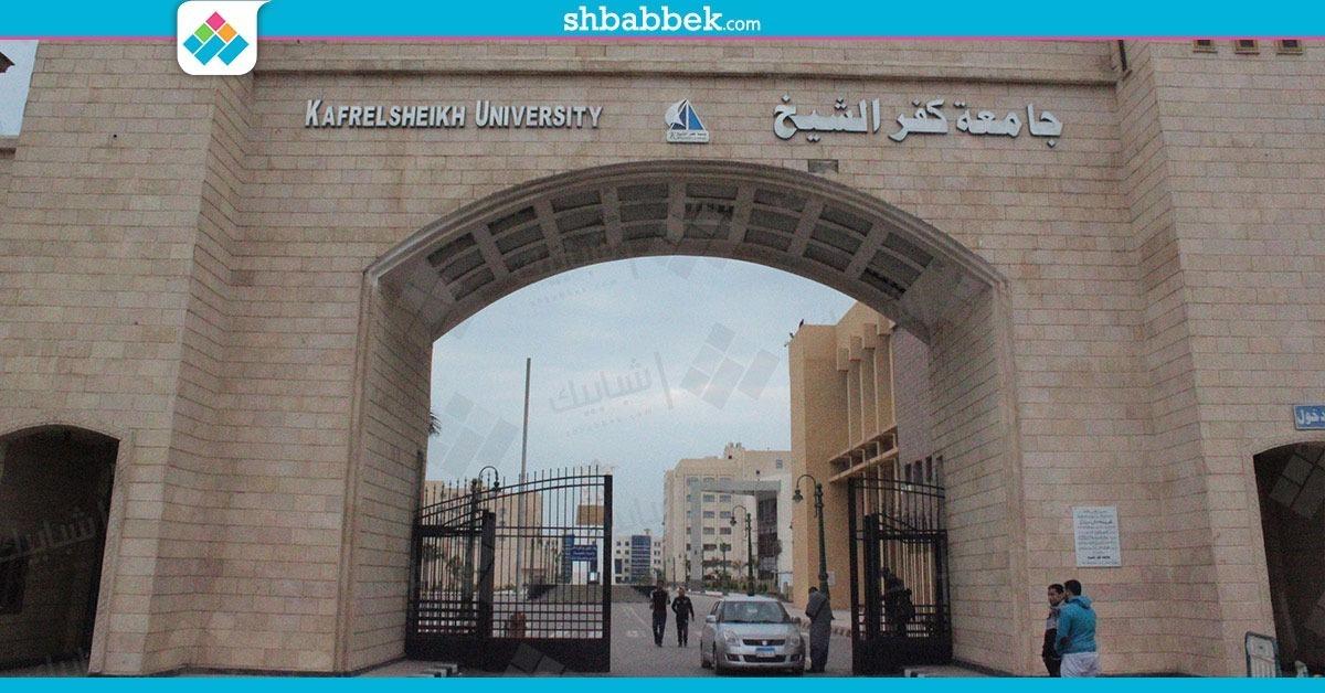 جامعة كفر الشيخ تلزم أعضاء هيئة التدريس بتخصيص 5% من الكتب لغير القادرين