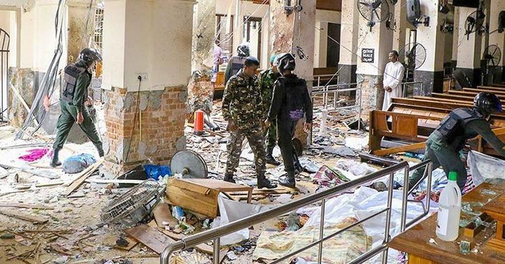 سريلانكا.. القبض على 7 أشخاص مشتبه بتورطهم في تفجيرات الكنائس