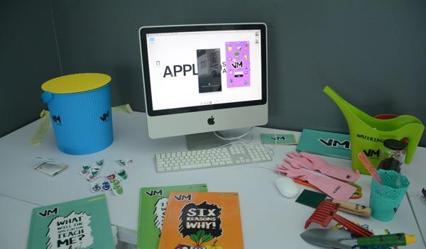 طلاب الفنون التطبيقية بالجامعة الألمانية يستعرضون مشاريع تخرجهم