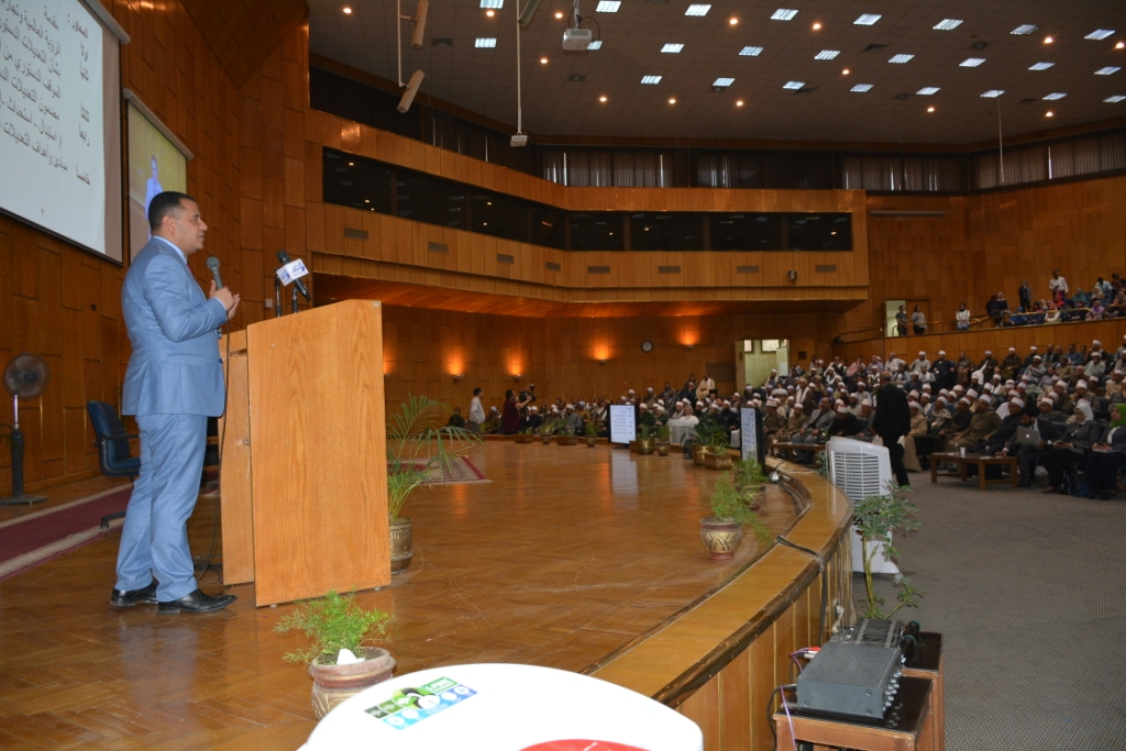 اختتام منتدى الحوار الوطني بجامعة أسيوط بالحديث عن التعديلات الدستورية