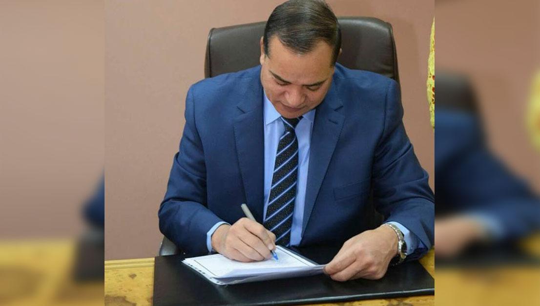 قرارات من رئيس جامعة سوهاج بخصوص «الأسانسيرات»