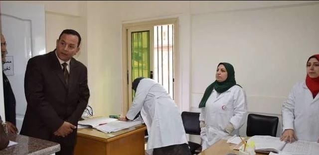 رئيس جامعة المنوفية يتحدث عن فساد في الإدارة الطبية