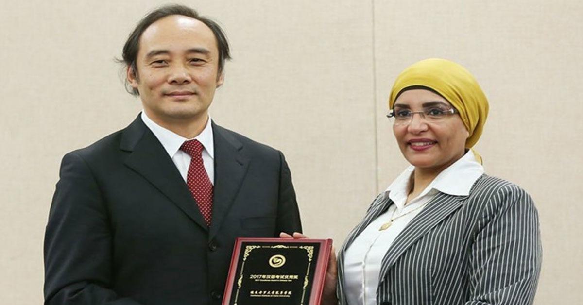جامعة القاهرة: معهد «كونفوشيوس» يفوز بجائزة الأفضل على مستوى العالم