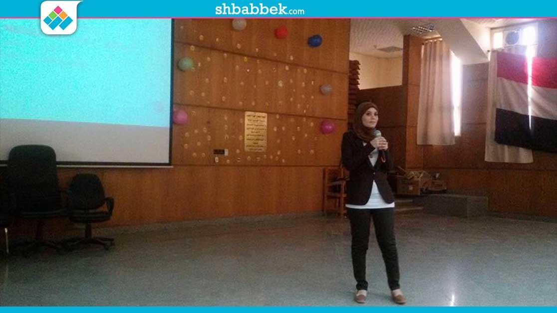 فريق «نيرساوي» ينظم مؤتمرا طلابيا للتأهيل لسوق العمل بتمريض المنصورة