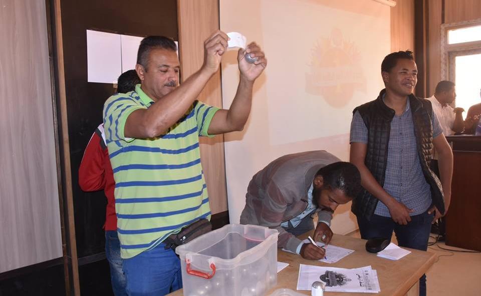 جامعة أسوان تعلن الطالب والطالبة المثاليين في أسبوع الأسر