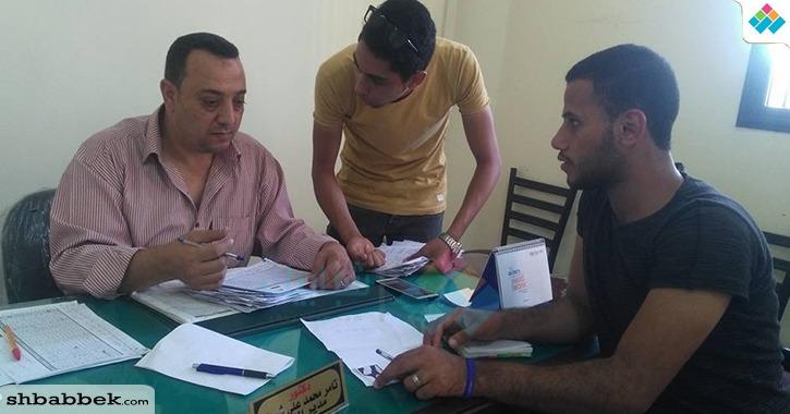 إقبال متوسط على الترشح في انتخابات اتحاد كلية تربية بنها