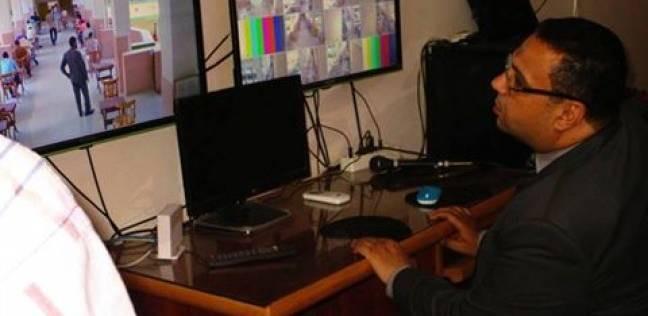 نائب رئيس جامعة طنطا: الامتحانات مراقبة بالكاميرات ولا يمكن الاستغناء عن الأفراد