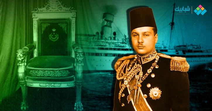 اللحظات الأخيرة للملك فاروق في مصر.. بحضور السفير الأمريكي ومجلس قيادة الثورة