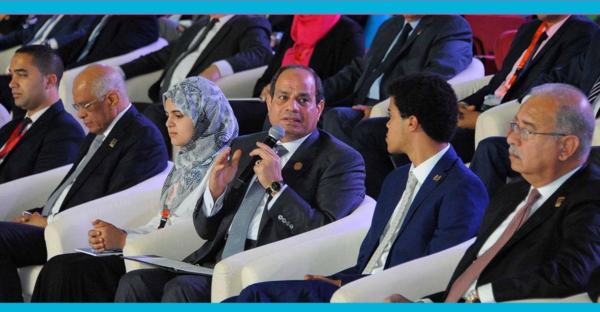 الخميس.. آخر فرصة لطلاب جامعة المنيا للمشاركة في مؤتمر الشباب القادم