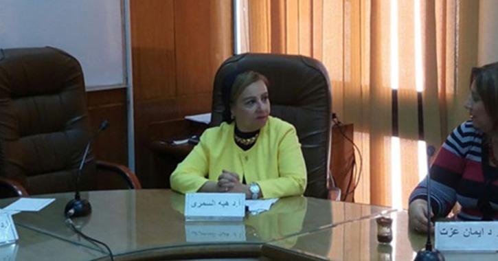 عميدة إعلام القاهرة تتحدث لـ«شبابيك» عن الرحلات والأنشطة الطلابية والتشعيب