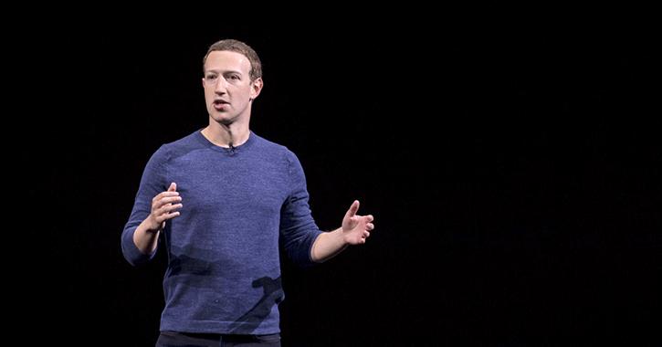 مطالبات في فيس بوك بتنحي مارك زوكربيرج عن منصبه