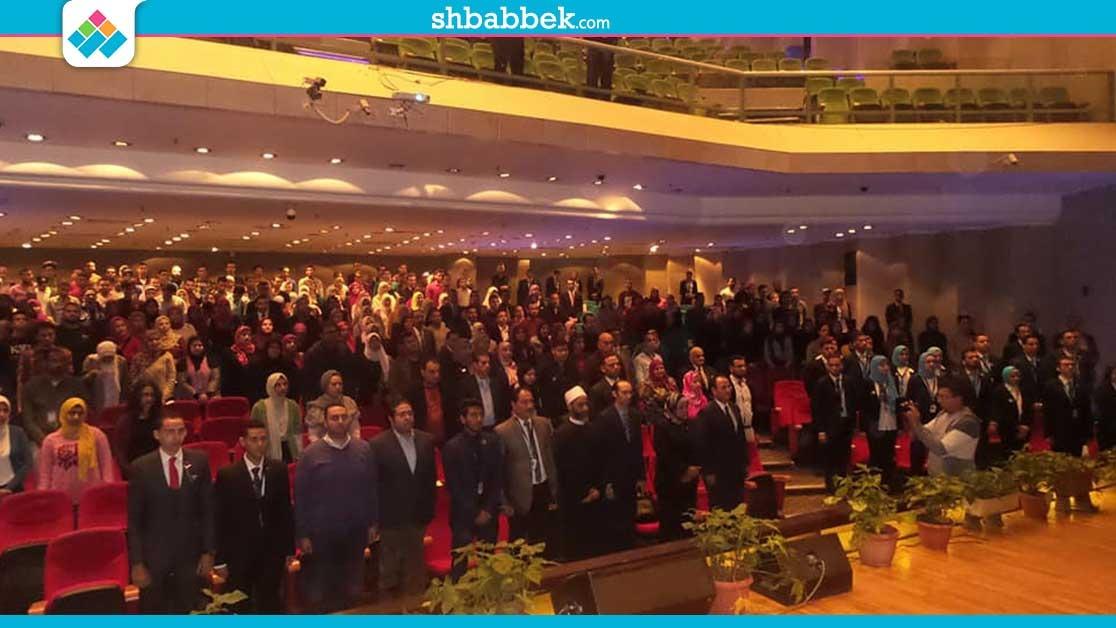 افتتاح نموذج محاكاة مجلس الوزراء بجامعة عين شمس.. والمسئولون يستعرضون التحديات والحلول