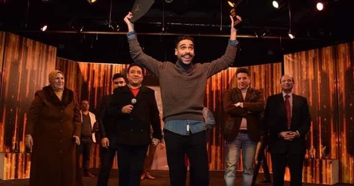 «تريفوجا» عرض مسرحي لطلاب حاسبات عين شمس يحصد المركز الأول بمهرجان الاكتفاء الذاتي