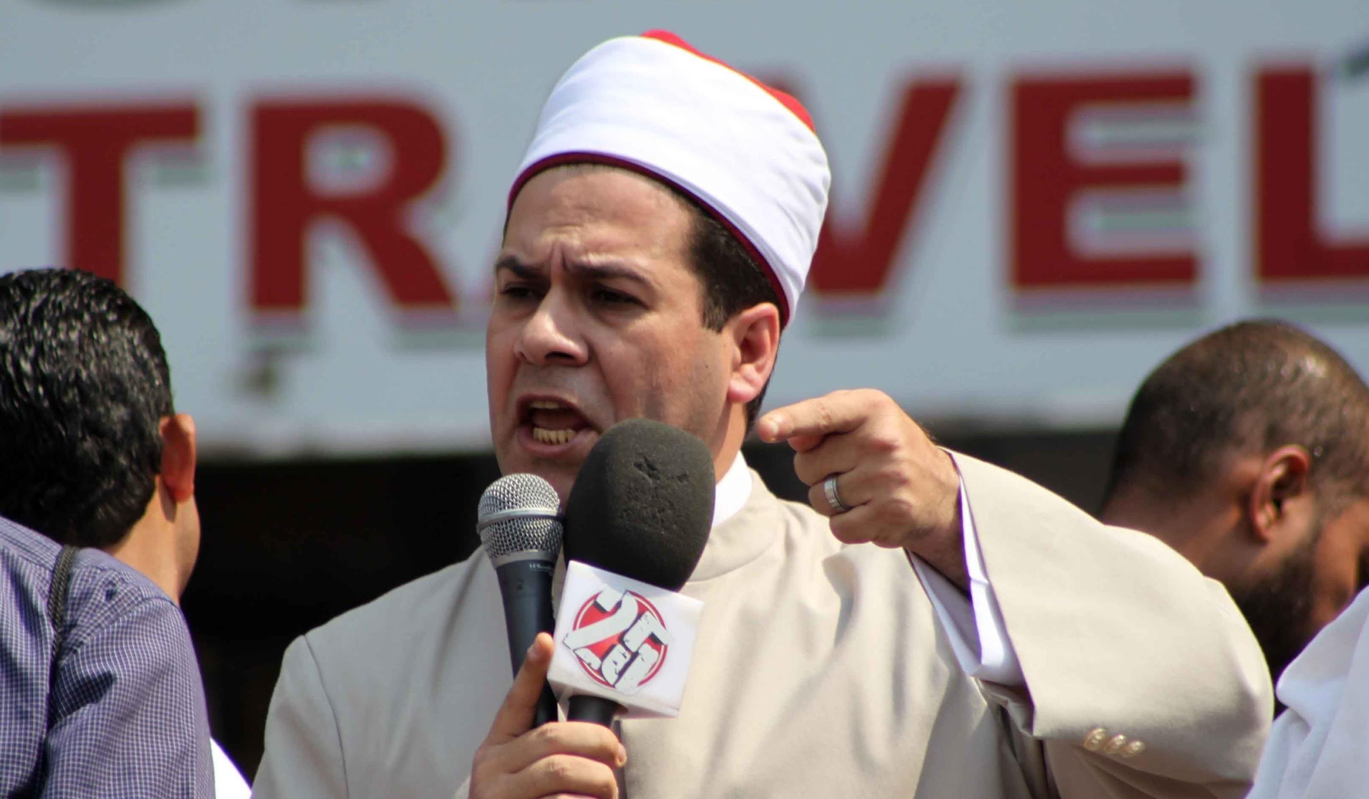 مظهر شاهين: مصر ستستقر بعد استفتاء التعديلات الدستورية (فيديو)