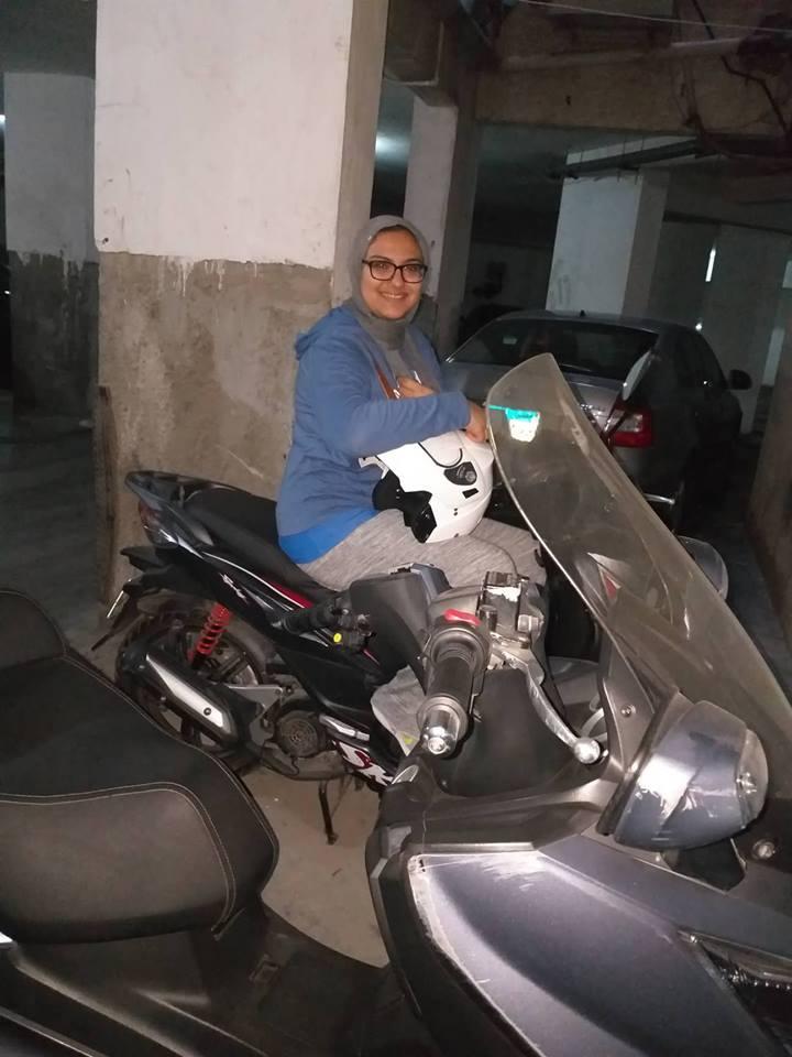 نور تعمل دليفري في الإسكندرية