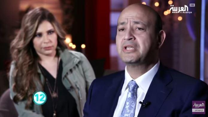 عمرو أديب: «مبحبش أنكد على نفسي وأحمد الفيشاوي ابني» (فيديو)