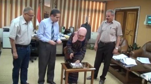 بالقرعة.. اختيار طالب من جامعة قناة السويس لتشجيع مصر في روسيا