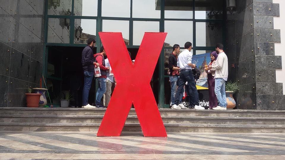فريق «TEDX» بجامعة المنصورة ينظم مؤتمرا لفتح الباب للأعضاء الجدد