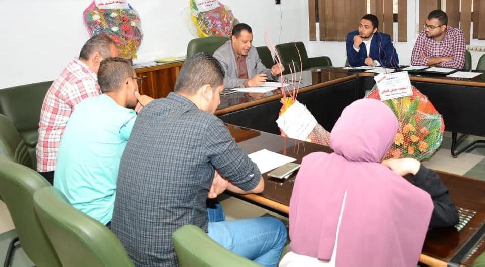 ننشر جدول أعمال مجلس اتحاد طلاب أسيوط الأول لعام 2018
