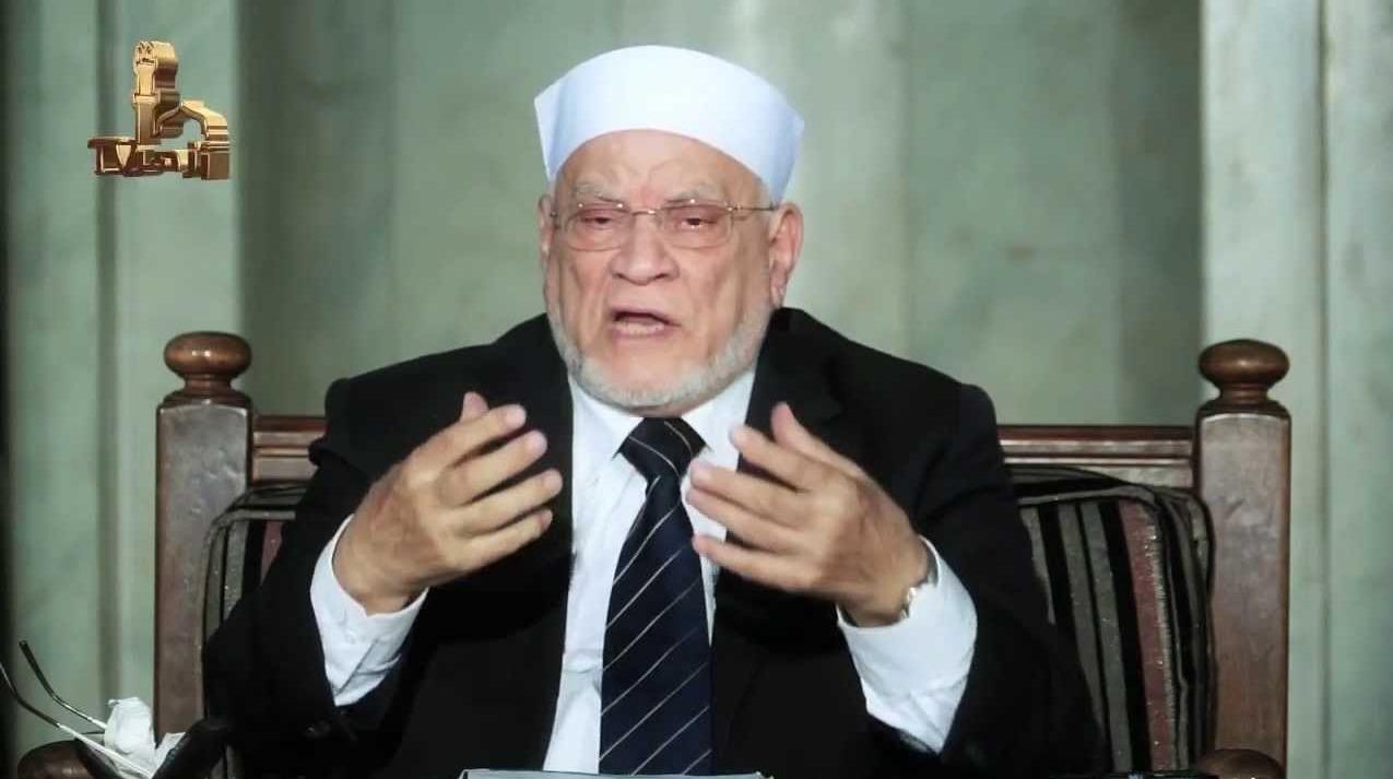 أحمد عمر هاشم يحكي قصة شفاعة الرسول لأمير الشعراء (فيديو)
