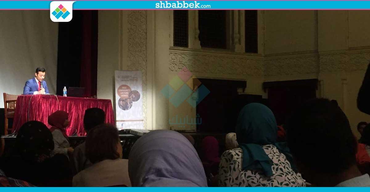 محمد سعيد محفوظ يكشف سيطرة رجال الأعمال على الساحة الإعلامية (صور)