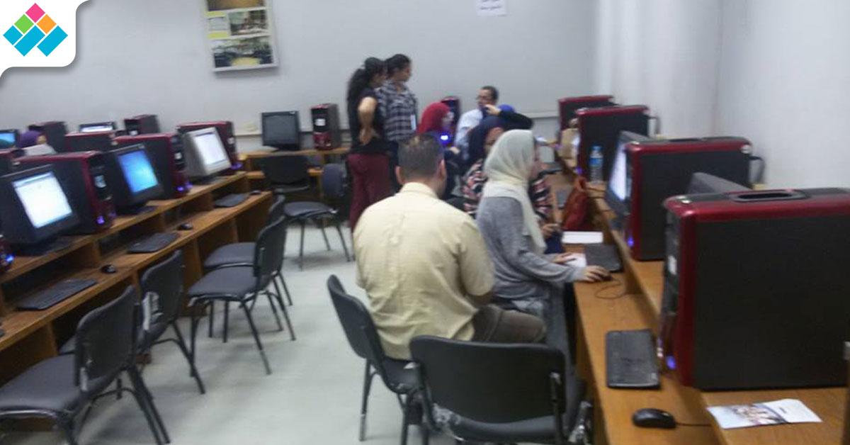 مكتب تنسيق «عين شمس»: «الطلاب بييجوا علشان مش عارفين هيكتبوا إيه»