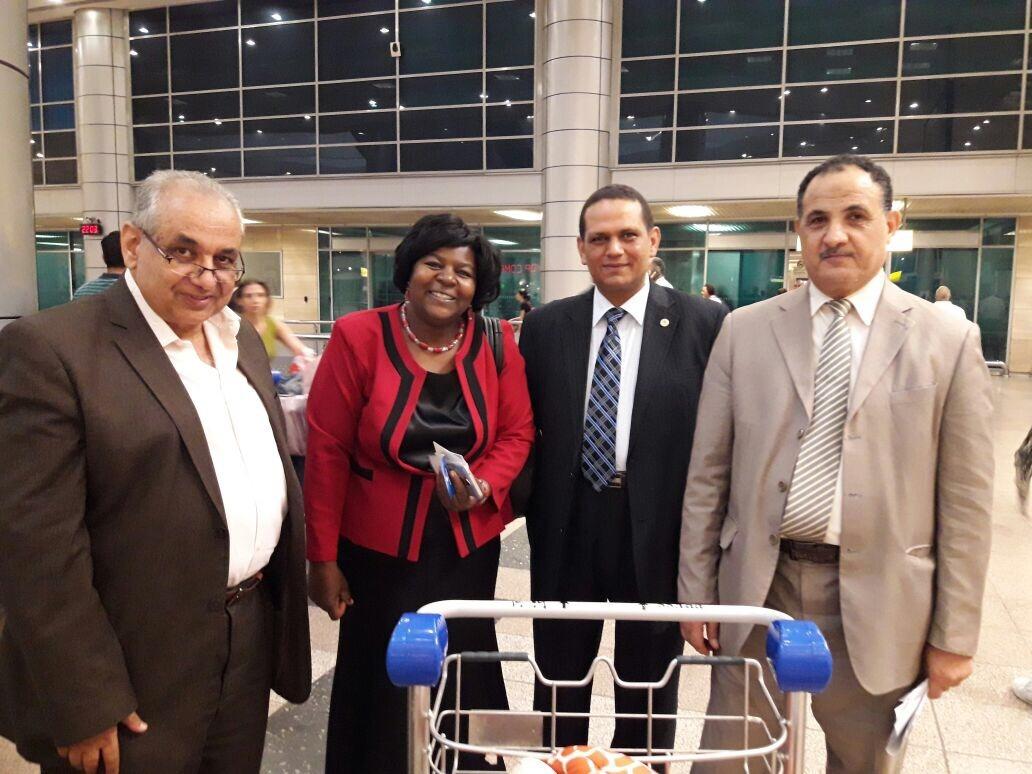 جامعة الأزهر تستقبل سكرتيرة الاتحاد الإفريقي بالقاهرة