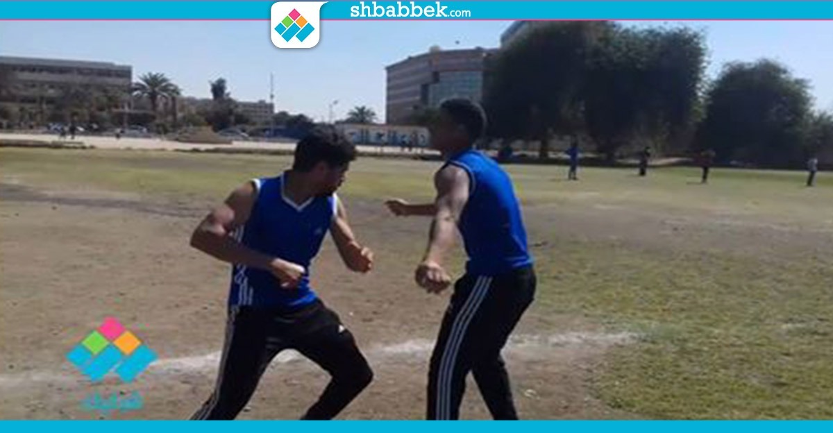 http://shbabbek.com/upload/صرخة «أنا عاوزة راجل» تدفع طالب أزهري لاحتراف الألعاب القتالية