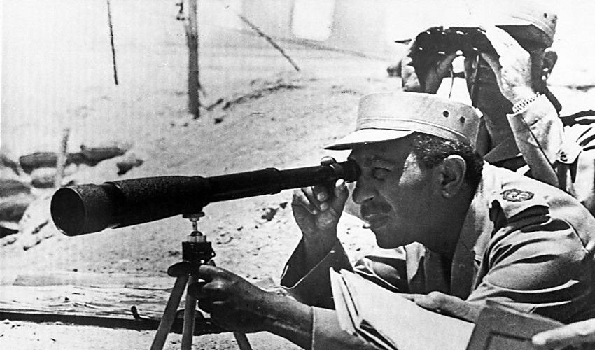إسرائيل وحكاية وثيقة سرية كتبها السادات قبل حرب أكتوبر بـ5 أيام