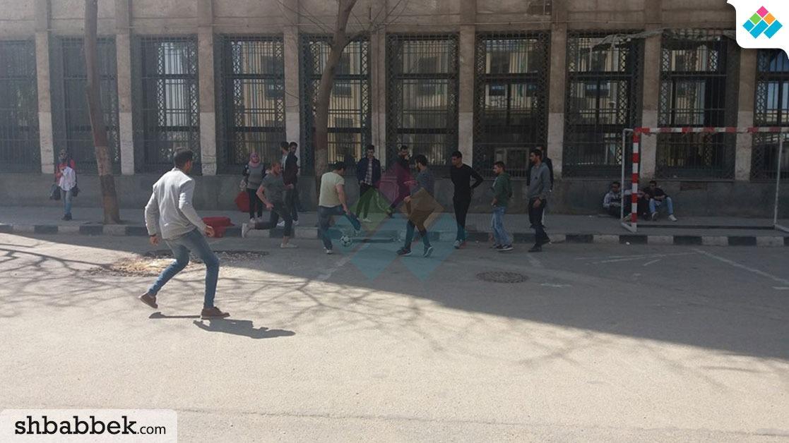 اتحاد آثار القاهرة ينظم يوما رياضيا للطلاب (صور)