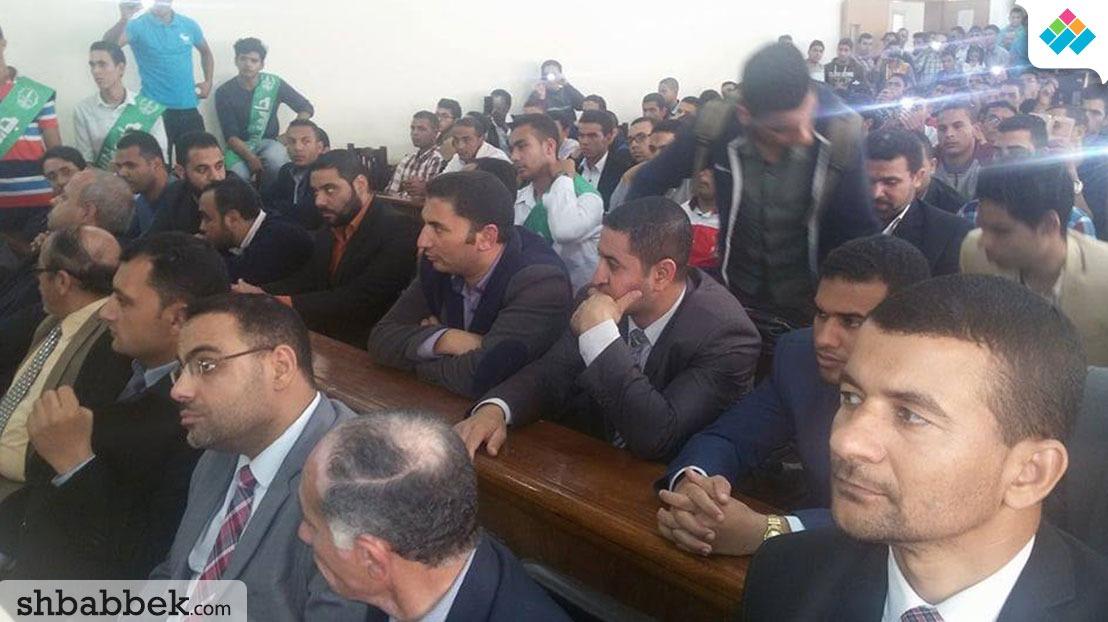 حفل تكريم المتفوقين بكلية الإعلام جامعة الأزهر