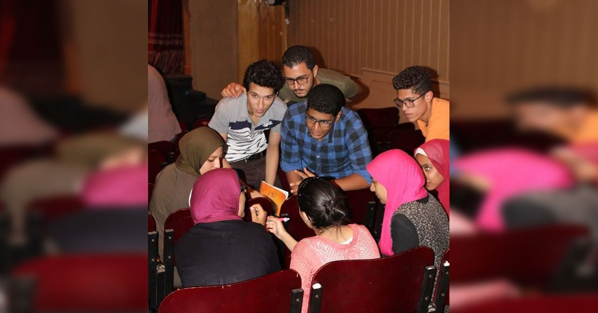جامعة عين شمس تؤهل الطلاب لحضور جلسات البرلمان