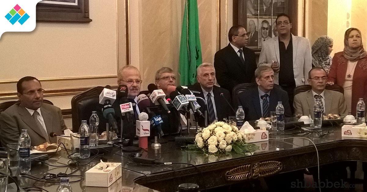 رئيس جامعة القاهرة الجديد: التعليم الخاطئ سبب الإرهاب (صور)