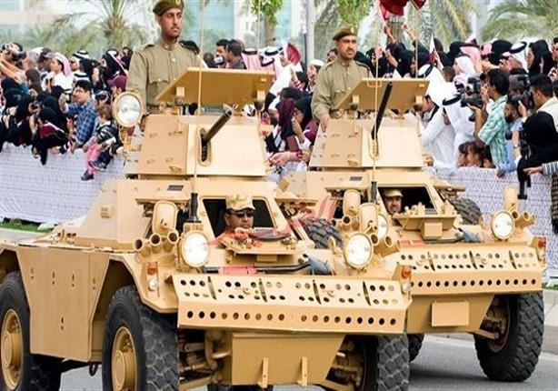 تدريبات عسكرية لقطر في ميدان الرماية