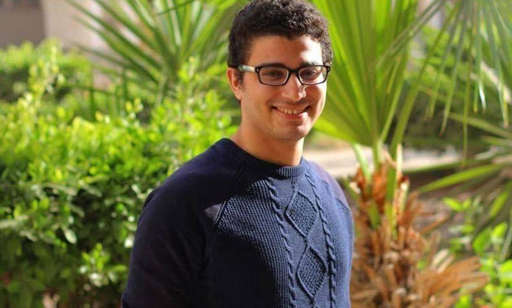 معلومات عن رئيس اتحاد جامعة طنطا الطالب محمد الشلق