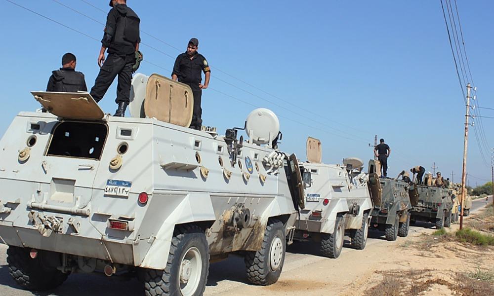 مقتل 6 مجندين في هجوم إرهابي بالعريش