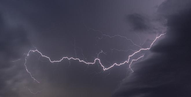 دعاء الرعد والبرق عند سقوط المطر