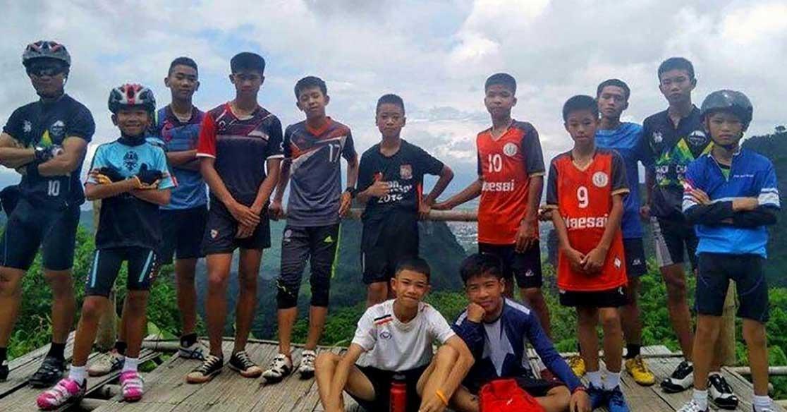 فرق الإنقاذ تستكمل عملية إخراج «أطفال الكهف» في تايلاند (فيديو)