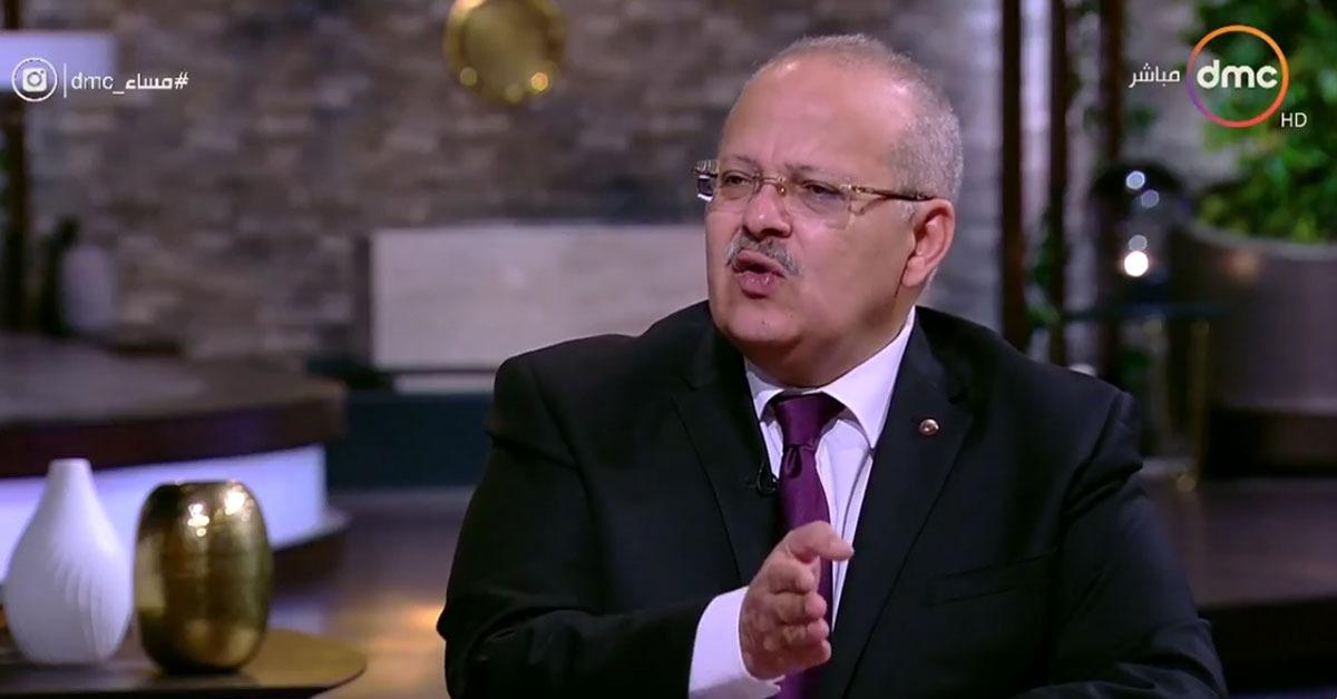 رئيس جامعة القاهرة: أعضاء هيئة التدريس سيخضعون لاختبارات نفسية قبل التعيين