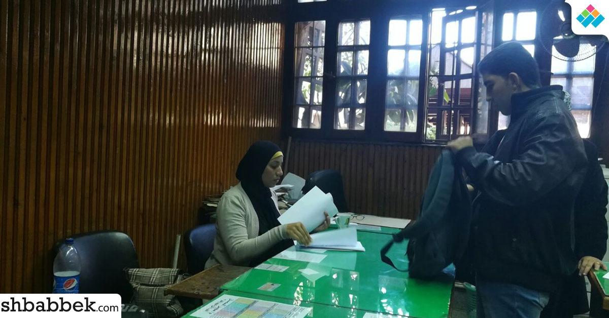 إقبال ضعيف على سحب استمارات الترشح لانتخابات طلاب حقوق القاهرة
