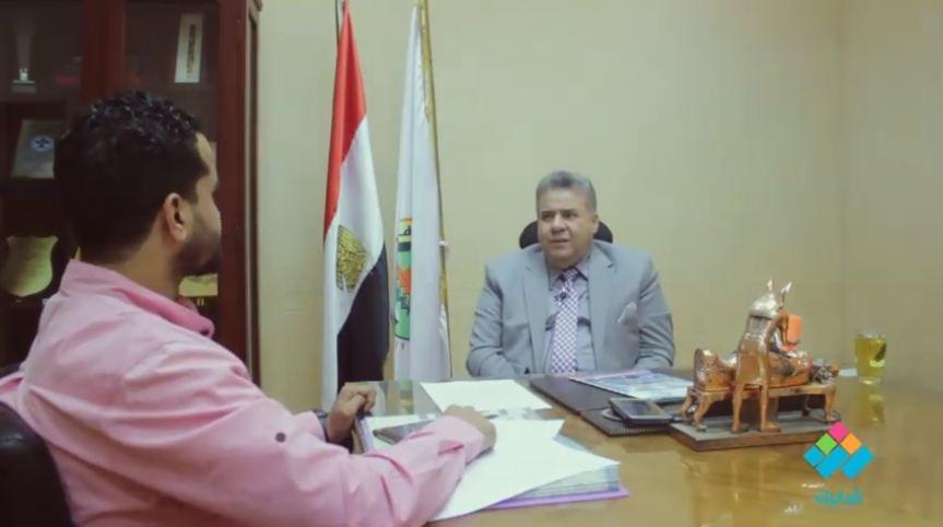 رئيس جامعة بنها: حملة علشان تبنيها عمل شعبي