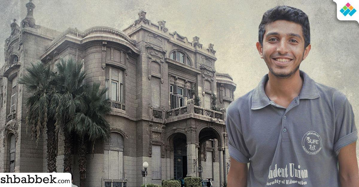 رئيس اتحاد «عين شمس»: نوحد الأنشطة بالكليات ولسنا طرفا في مشاكل الطلاب مع الإدارة (حوار)