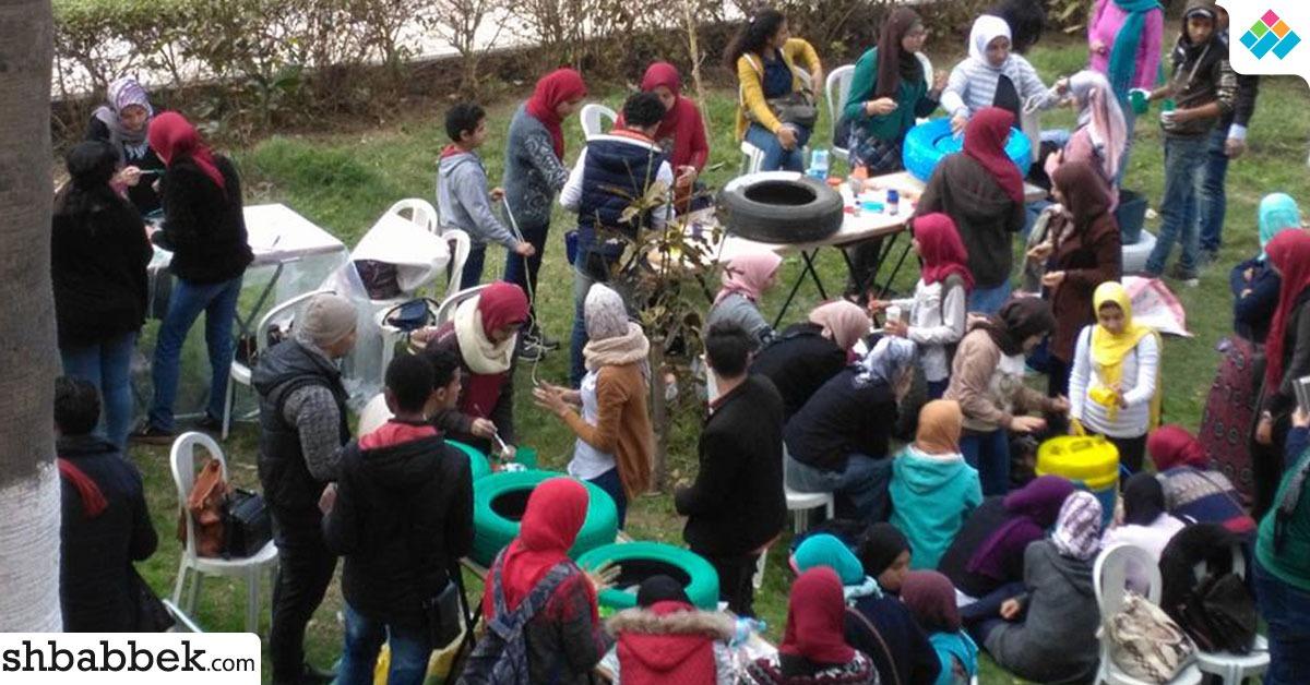 زراعة الإسكندرية تعيد تدوير المخلفات لإنتاج أدوات صديقة للبيئة (صور)