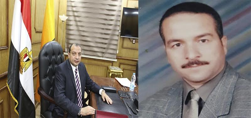 الدكتور مجدي محمد علي قائما بأعمال عميد كلية طب الأسنان جامعة بني سويف