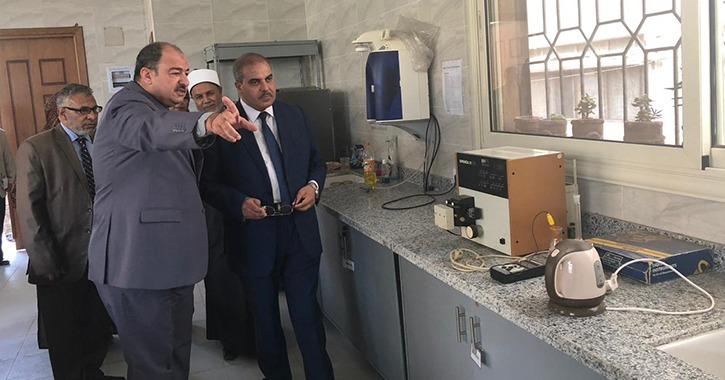 خدمات جديدة في فرع البنات جامعة الأزهر بالقاهرة