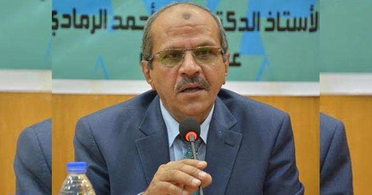 معلومات عن أشرف رحيل القائم بأعمال رئاسة جامعة الفيوم