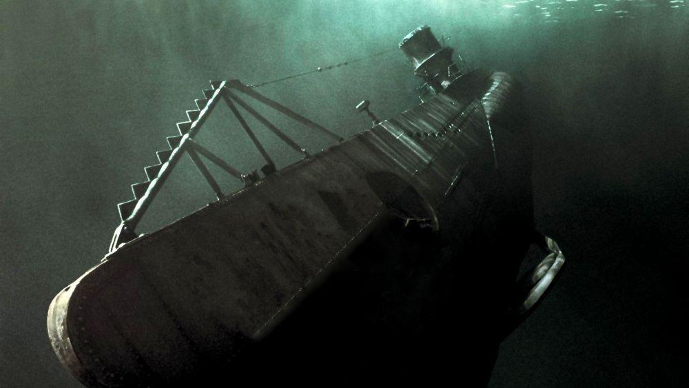 صراع بين غواصات بحرية في «u-571» الليلة