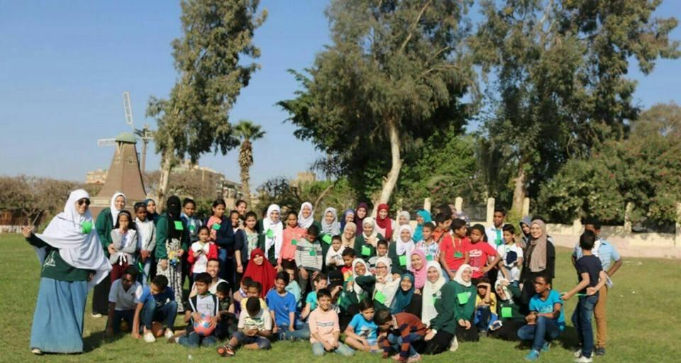 «مويك عين شمس» ينظم حفلة لطلاب المدارس.. 21 أبريل
