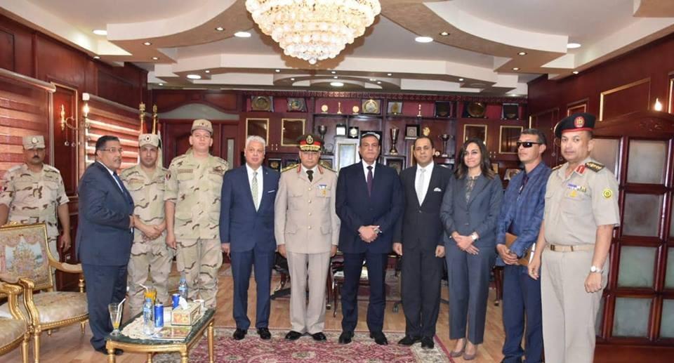 رئيس جامعة دمنهور يهنئ السيسي بذكرى حرب أكتوبر